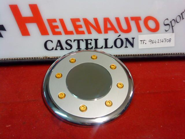 EMBELLECEDOR TAPON GASOLINA VW GOLF IV REF. TCVW17K