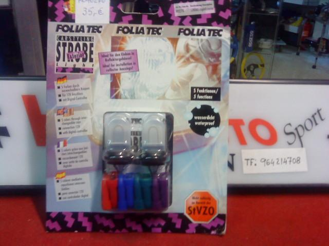 FLASHES ALTA INTESIDAD FOLIA TEC REF. FO40270