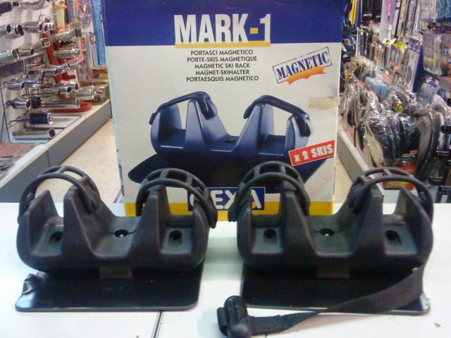 PORTA SKIS MAGNETICO MARK-1 2 PARES REF. A1-10003