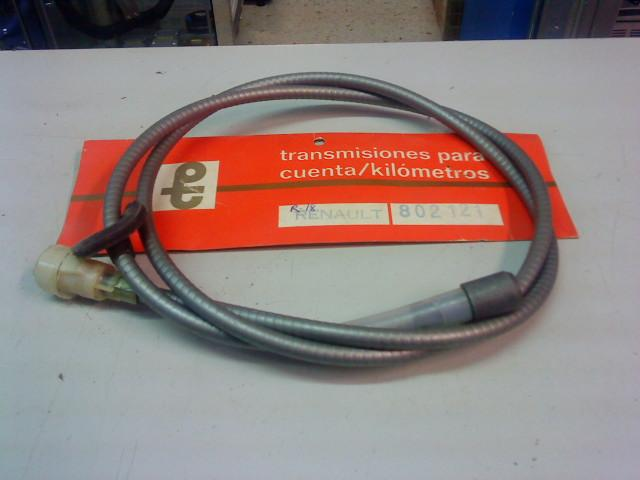 CABLE CUENTA KM. RENAULT R-18 REF. 802121
